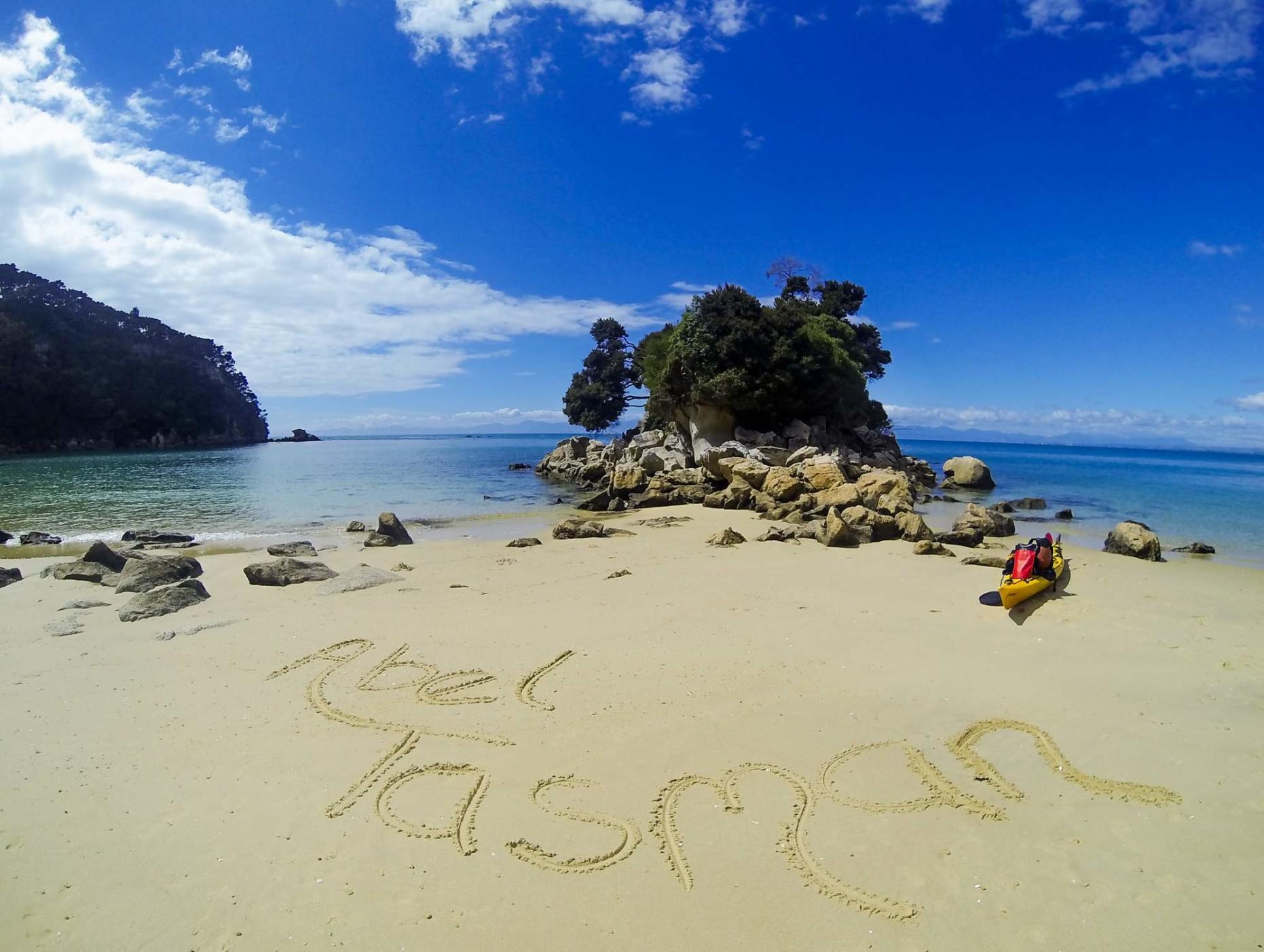 4 Day Kayak & Walk North - Abel Tasman Kayaks