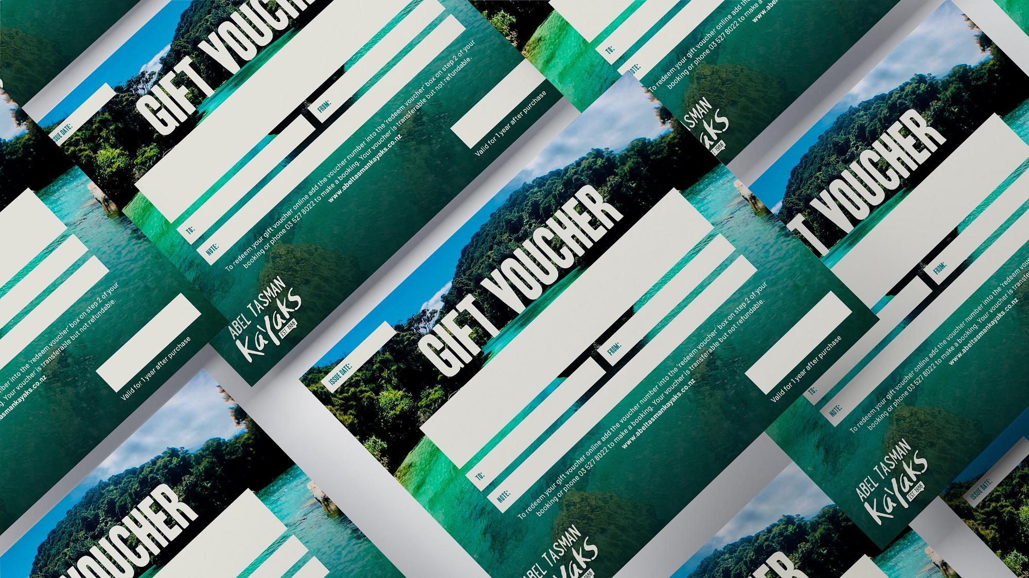 Gift Vouchers - Abel Tasman Kayaks