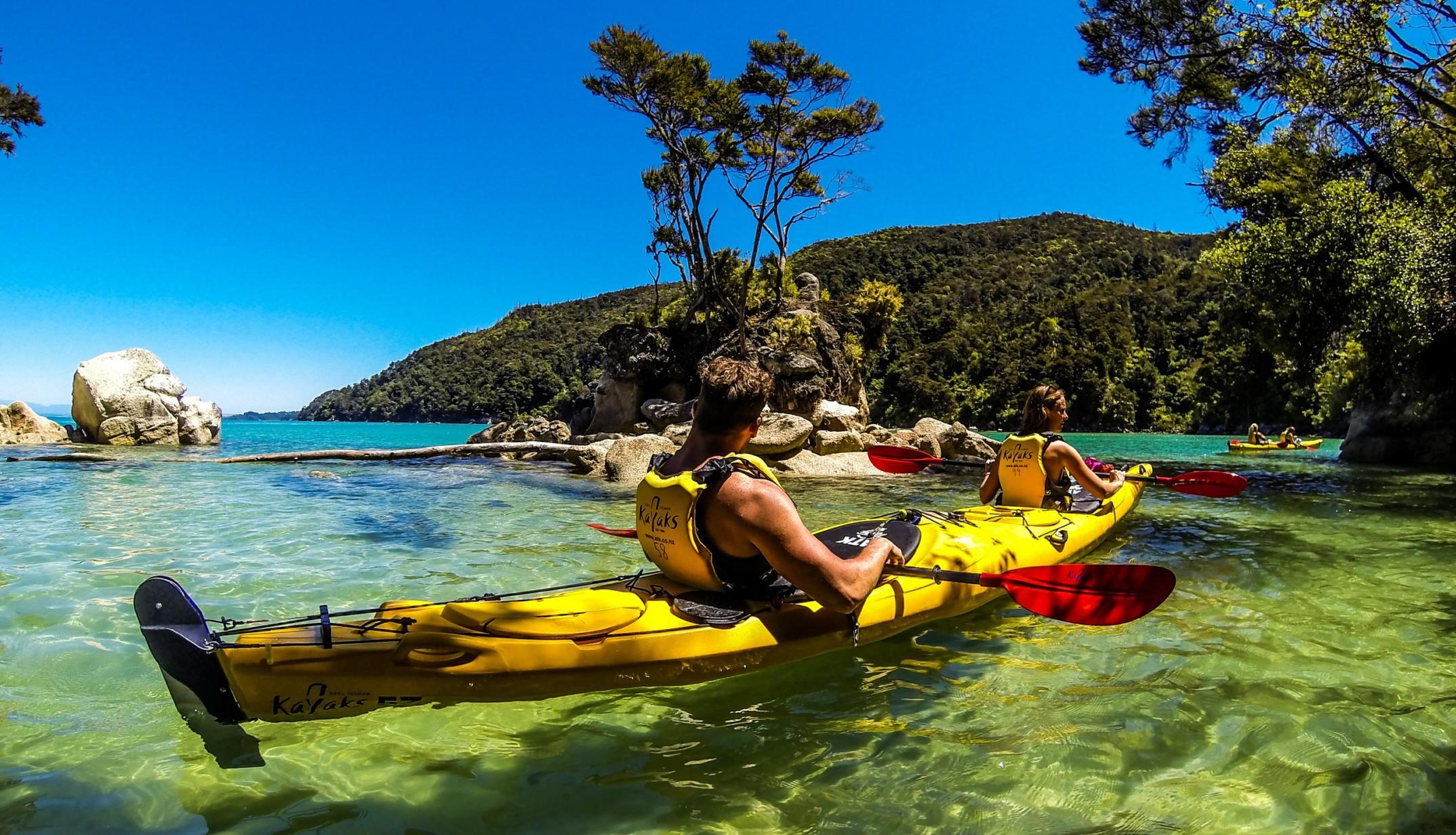 Kayak & Pitt Head Nature Loop