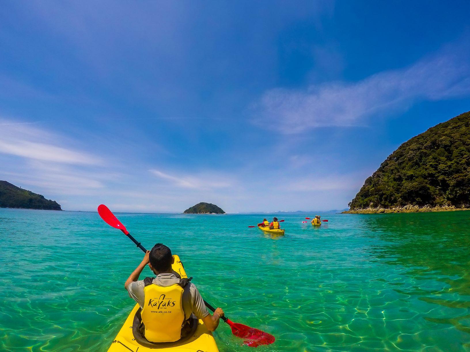 2 Day Freedom Tour - Abel Tasman Kayaks