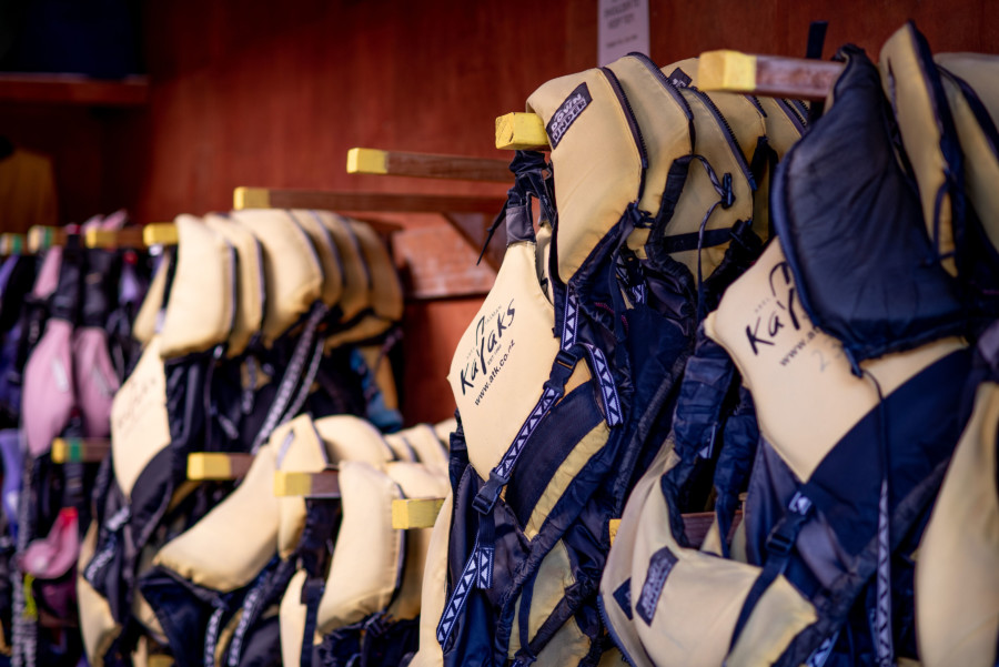 Checklist - Abel Tasman Kayaks