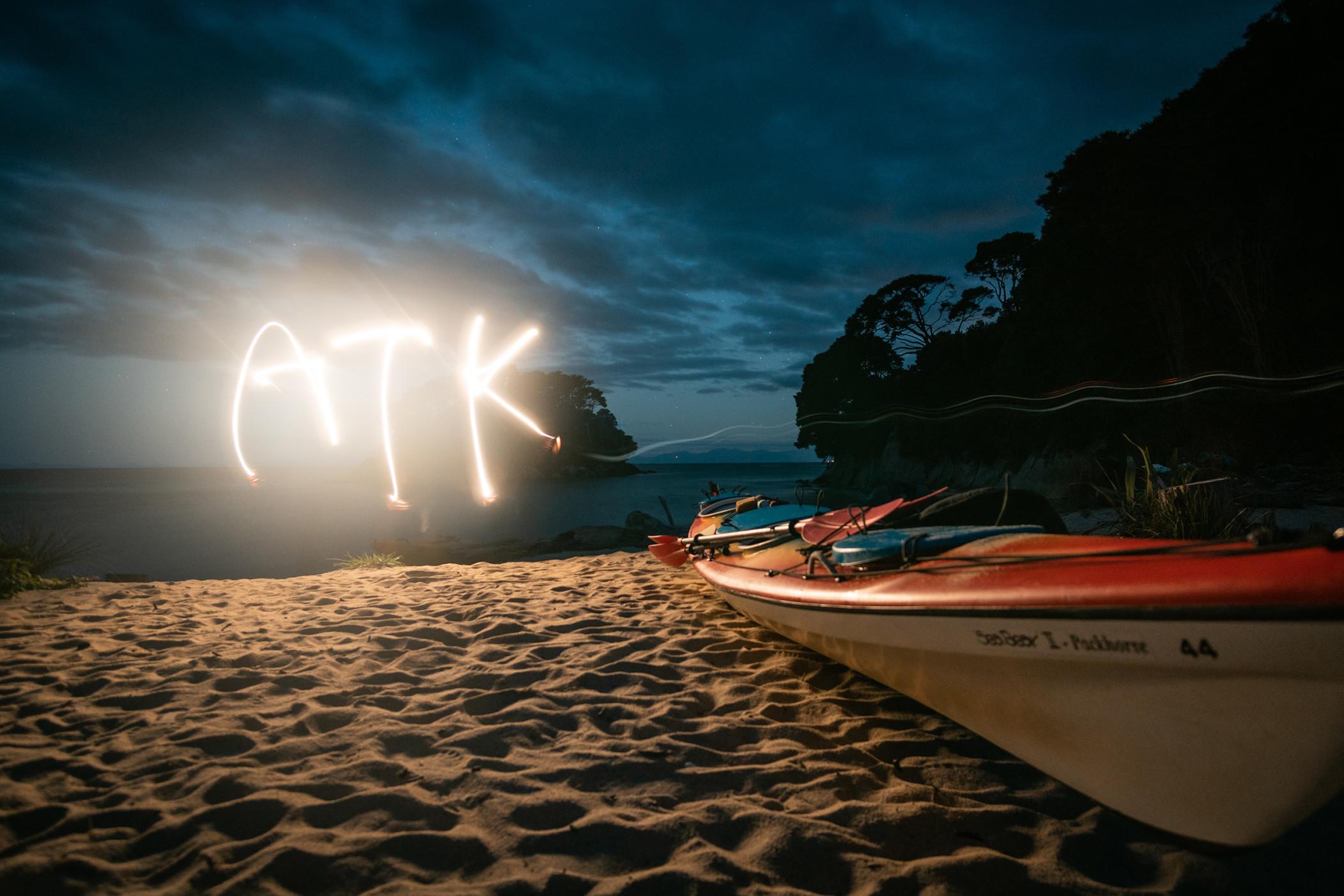 3 Day Freedom Kayak Tour - Abel Tasman Kayaks