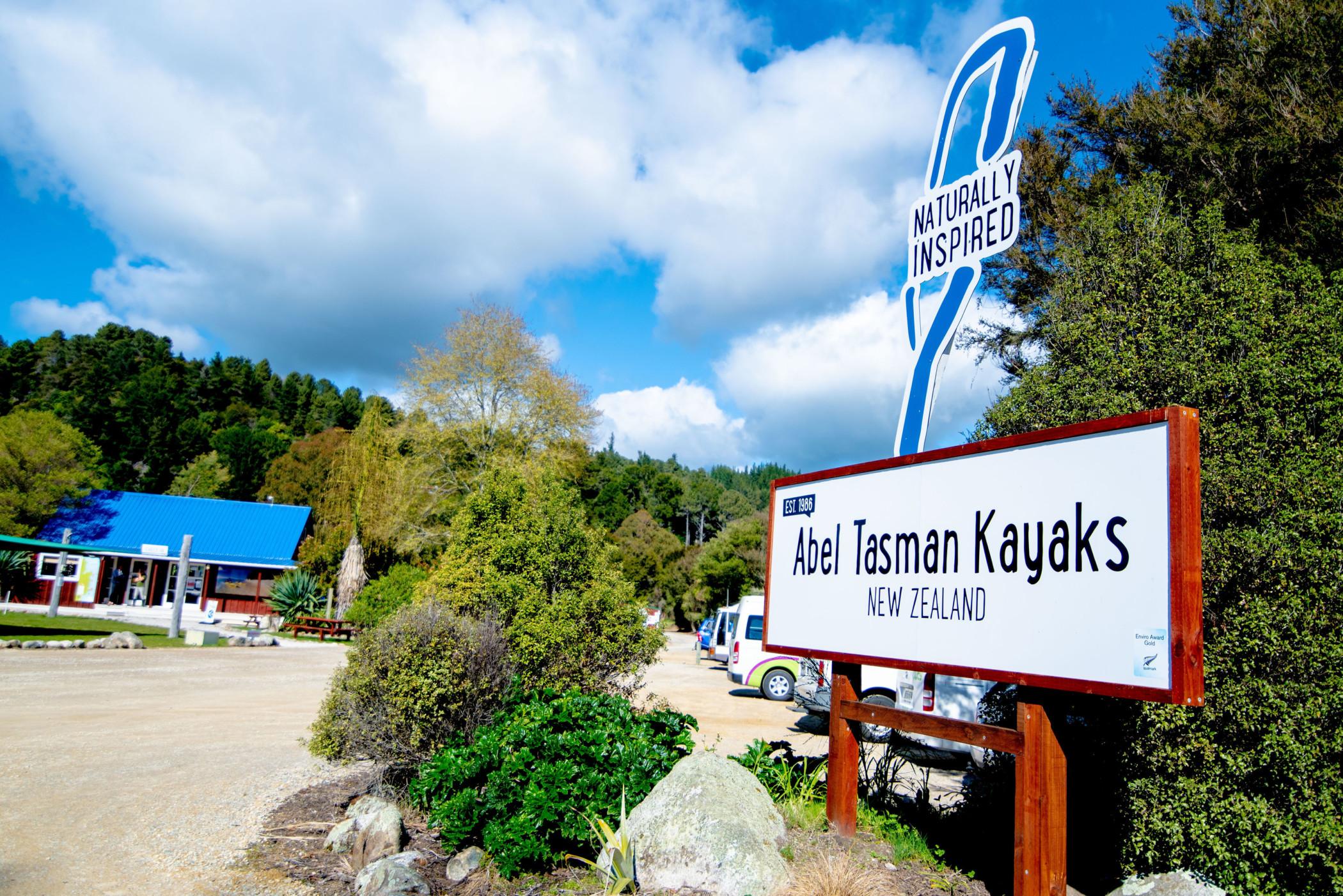 How to get there - Abel Tasman Kayaks