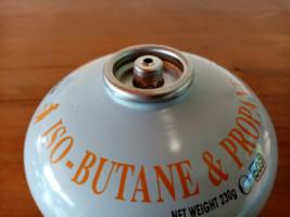 Gas bottle (screw top)