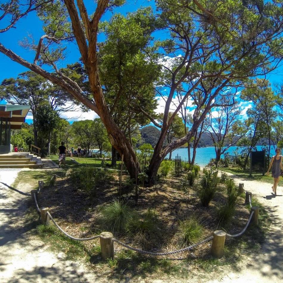 Camping, Huts & Passes